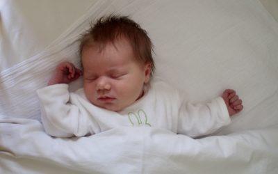 Slapen als een baby